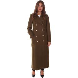 Odjeća Žene  Kaputi Fracomina FR21WC1014W49301 Zelena