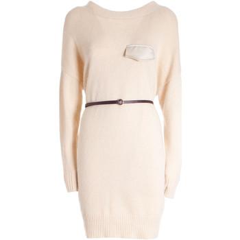 Odjeća Žene  Kratke haljine Fracomina F321WD5003K47601 Bež