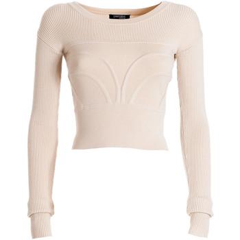 Odjeća Žene  Puloveri Fracomina F321WT7017K48201 Bež