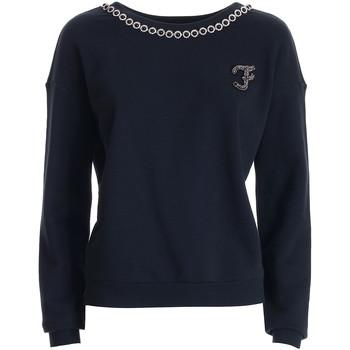 Odjeća Žene  Sportske majice Fracomina FR21WT9006F400N5 Crno