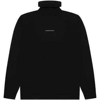 Odjeća Muškarci  Puloveri Calvin Klein Jeans J30J318612 Crno