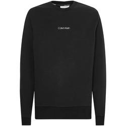 Odjeća Muškarci  Sportske majice Calvin Klein Jeans K10K107895 Crno