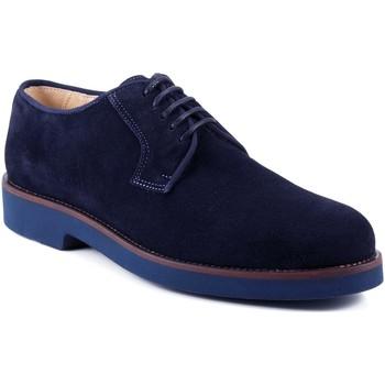 Obuća Muškarci  Derby cipele Exton 443 Plava