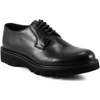 Obuća Muškarci  Derby cipele Exton 668 Crno
