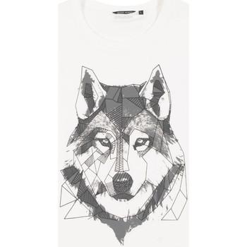 Odjeća Muškarci  Majice kratkih rukava Antony Morato MMKS02072 FA100144 Bijela