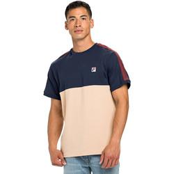 Odjeća Muškarci  Majice kratkih rukava Fila 688985 Plava