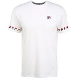 Odjeća Muškarci  Majice kratkih rukava Fila 689176 Bijela