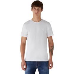Odjeća Muškarci  Majice kratkih rukava Trussardi 52T00535-1T003077 Bijela