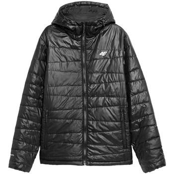 Odjeća Muškarci  Jakne 4F KUMP005 Crna