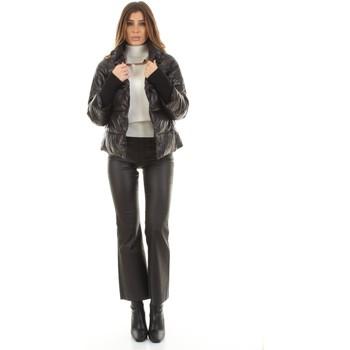 Odjeća Žene  Pernate jakne Sandro Ferrone 90048521 Nero