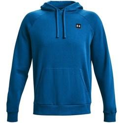 Odjeća Muškarci  Sportske majice Under Armour Rival Fleece Hoodie Blue