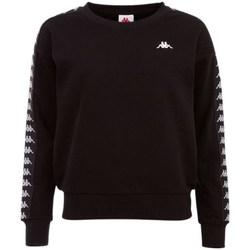 Odjeća Žene  Sportske majice Kappa Janka Crna