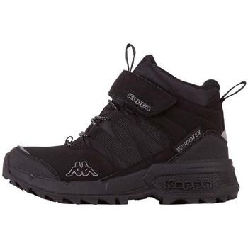 Obuća Djeca Derby cipele & Oksfordice Kappa Thabo Tex K Crna