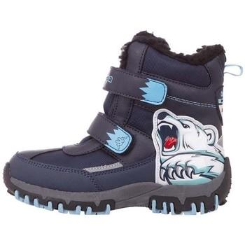 Obuća Djeca Derby cipele & Oksfordice Kappa Claw Tex K