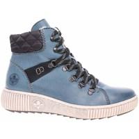 Obuća Žene  Derby cipele & Oksfordice Rieker Z663914 Blue