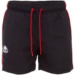 Odjeća Muškarci  Bermude i kratke hlače Kappa Eik Crna