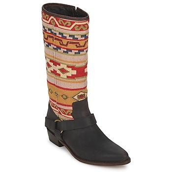 Obuća Žene  Čizme za grad Sancho Boots CROSTA TIBUR GAVA Smeđa-crvena