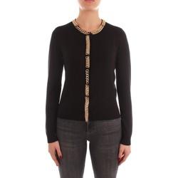 Odjeća Žene  Puloveri Liu Jo CF1154MA49I BLACK