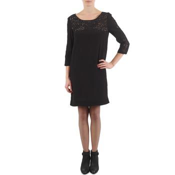 Odjeća Žene  Kratke haljine Stella Forest ZRO045 Crna