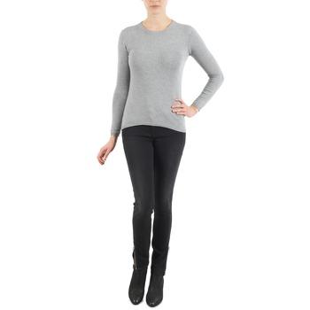 Odjeća Žene  Slim traperice School Rag PHOEBE SUPER SLIM COMFORT Crna