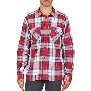 Odjeća Muškarci  Košulje dugih rukava Wesc JOEY Red