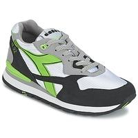 Obuća Niske tenisice Diadora N-92 Bijela / Crna / Zelena
