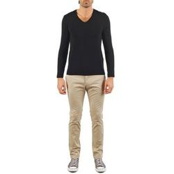 Odjeća Muškarci  Chino hlačei hlače mrkva kroja Kulte PANTALON INJECTION 101805 BEIGE Bež