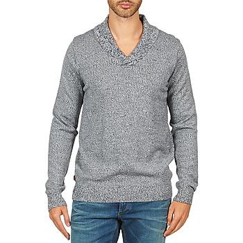 Odjeća Muškarci  Puloveri Kulte PULL CHARLES 101823 BLEU Blue