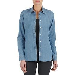 Odjeća Žene  Košulje i bluze Kulte CHEMISE CIRCUIT 101826 BLEACH Blue