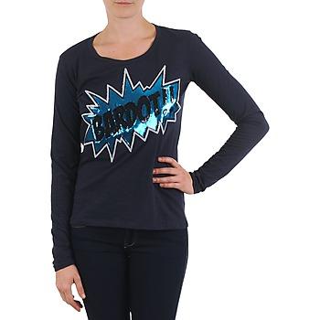 Odjeća Žene  Majice dugih rukava Brigitte Bardot BB43130 Blue