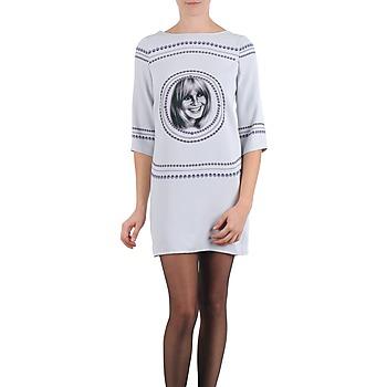 Odjeća Žene  Kratke haljine Brigitte Bardot BB43121 Siva