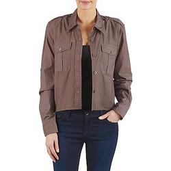 Odjeća Žene  Košulje i bluze Brigitte Bardot BB43077 Smeđa