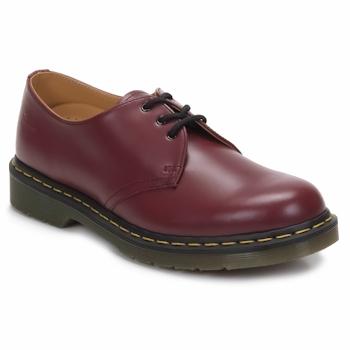 Obuća Derby cipele Dr Martens 1461 3 EYE SHOE Cherry