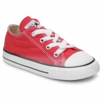 Obuća Djeca Niske tenisice Converse ALL STAR OX Red