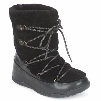 Obuća Žene  Čizme za snijeg FitFlop SUPERBLIZZ Crna