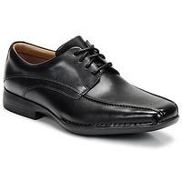 Obuća Muškarci  Derby cipele Clarks FRANCIS Crna