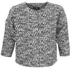Odjeća Žene  Jakne i sakoi Mexx MX3002331 Crna / Bijela