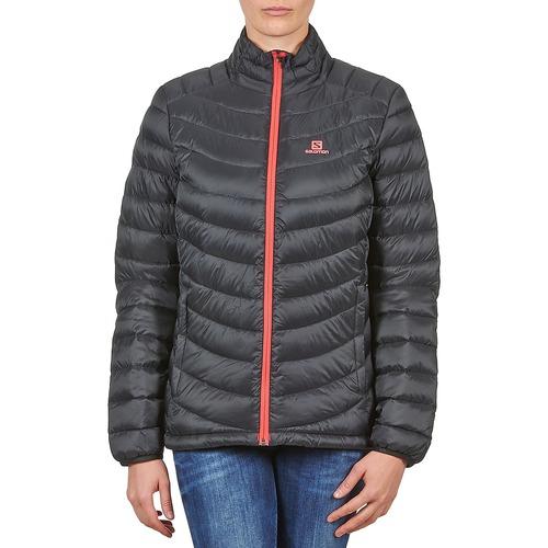 Odjeća Žene  Pernate jakne Salomon Jacket HALO DOWN JACKET W BLACK Crna