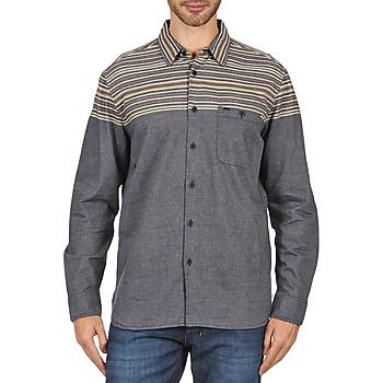 Odjeća Muškarci  Košulje dugih rukava Element LENOX Siva