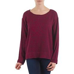 Odjeća Žene  Topovi i bluze Bensimon LINDSAY Boja šljive