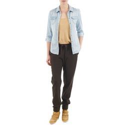 Odjeća Žene  Lagane hlače / Šalvare Bensimon BRODY Smeđa