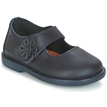 Obuća Djevojčica Balerinke i Mary Jane cipele Citrouille et Compagnie MILSO Blue