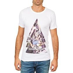 Odjeća Muškarci  Majice kratkih rukava Eleven Paris BERLIN M MEN Bijela