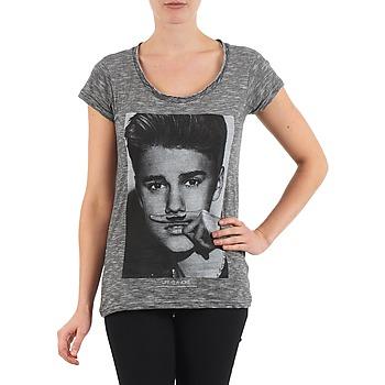 Odjeća Žene  Majice kratkih rukava Eleven Paris BIEBER W WOMEN Crna