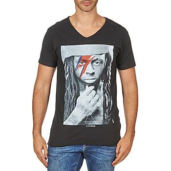 Odjeća Muškarci  Majice kratkih rukava Eleven Paris KAWAY M MEN Crna
