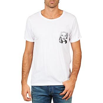 Odjeća Muškarci  Majice kratkih rukava Eleven Paris KMPOCK MEN Bijela