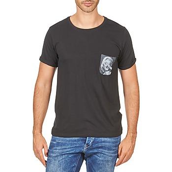 Odjeća Muškarci  Majice kratkih rukava Eleven Paris MARYLINPOCK MEN Crna