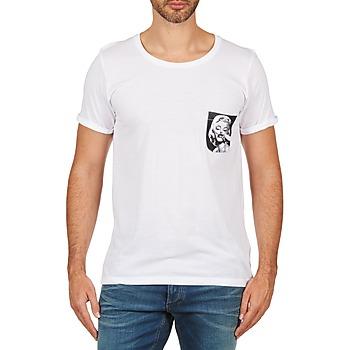 Odjeća Muškarci  Majice kratkih rukava Eleven Paris MARYLINPOCK MEN Bijela