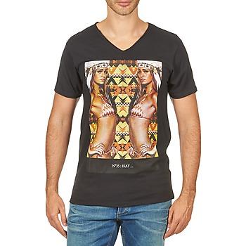 Odjeća Muškarci  Majice kratkih rukava Eleven Paris N35 M MEN Crna