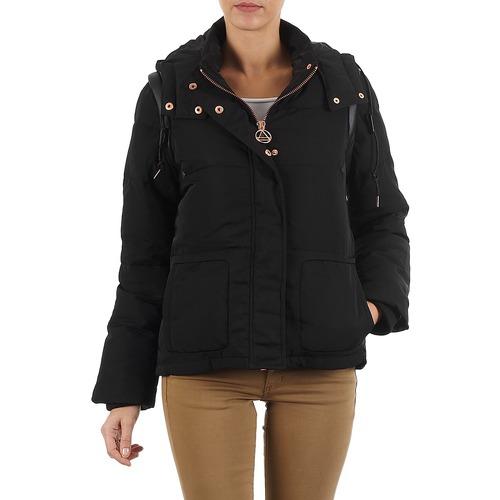 Odjeća Žene  Pernate jakne Eleven Paris TAELLY WOMEN Crna